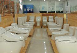 Showroom thiết bị vệ sinh